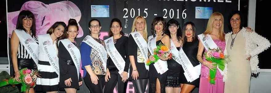San Benedetto, bellezze over 40 sfilano per Miss Made in Italy